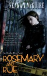 Rosemary and Rue - Seanan McGuire