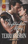 At the Highlander's Mercy - Terri Brisbin