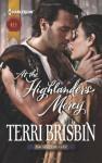 At the Highlander's Mercy - Terri Brisbin