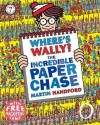 The Incredible Paper Chase. Martin Handford - Martin Handford