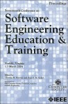 Proceedings of Seventeenth Conference on Software Engineering Education and Training: Norfolk, Virginia, 1-3 March 2004 - Institute of Electrical and Electronics Engineers, Inc., Thomas B. Horton, Ann E.K. Sobel