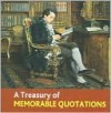 Treasury of Memorable Quotations - Book Sales Inc.