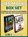 Life Hacks Box Set: 95 Simple Life Hacks to Save Money, Save Time and Have More Fun in Life (Life Hacks, Life Hacks Box Set, Life Hacks For Everyday Living) - David Brown, Andy Hall