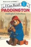 Paddington: Paddington's Adventures (I Can Read Level 1) - Annie Auerbach