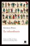 Lo infraordinario - Georges Perec