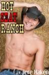 Hot Seat Ranch (M/m Spanking Erotica) - Jere Haken