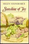 Sunshine of Joy - Helen Steiner Rice