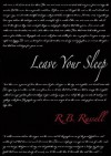 Leave Your Sleep [signed jhc] - R.B. Russell