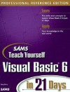 Sams Teach Yourself Visual Basic 6 In 21 Days - Greg M. Perry