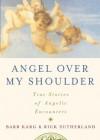 Angel Over My Shoulder: True Stories of Angelic Encounters - Barbara Karg, Rick Sutherland