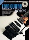 Lead Guitar Solos Bk/CD: For Intermediate to Advanced Guitarists - Brett Duncan
