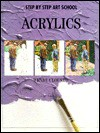 Acrylics - Patricia Monahan, Wendy Clouse