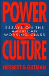 Power and Culture: Essays on the American Working Class - Herbert George Gutman, Ira Berlin