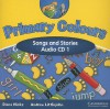 Primary Colours 1 Songs and Stories Audio CD (Primary Colours) - Diana Hicks, Andrew Littlejohn