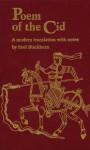 Poem of the Cid - Paul Blackburn, George Economou, Luis Cortest