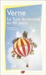 Le Tour Du Monde En 80 Jours (French Edition) - Jules Verne