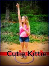 Cutie Kittie Book 28: Bubbly Blonde Babe - R.A. Ravenhill