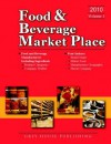 Food & Beverage Market Place, Volume 1: Manufacturers - Laura Mars, Laura Mars-Proietti