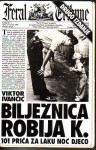 Bilježnica Robija K. - Viktor Ivančić