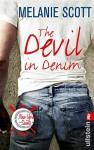 The Devil in Denim: Roman (New York Saints 1) - Melanie Scott, Uta Hege