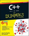 C++ All-in-One For Dummies - John Paul Mueller, Jeff Cogswell