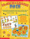 Munch & Learn Math Story Mats: 15 Reproducible Learning Mats with Instant Activities That Use Munchable Manipulatives to Teach Important Math Skills - Nancy I. Sanders