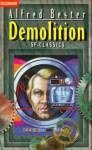 Demolition - Alfred Bester