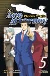 Phoenix Wright: Ace Attorney 5 - Kenji Kuroda