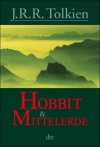 Hobbit & Mittelerde - J.R.R. Tolkien, Walter Scherf, Hans J. Schütz