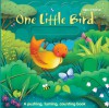 One Little Bird and His Friends: A pushing, turning, counting book - Brighter Child, Brighter Child