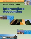 Intermediate Accounting [With Access Code] - Loren A. Nikolai, John D. Bazley, Jefferson P. Jones