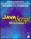 Java Script Development - John R. Vacca