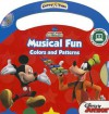 Musical Fun: Colors and Patterns [With CD (Audio)] - Laura Gates Galvin, Tracee Williams, Meredith Campbell Britton