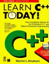 Learn C++ Today!/Book and Disk (Tom Swan Series) - Tom Swan