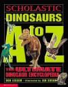 Scholastic Dinosaur A To Z - Dino Don Lessem, Jan Sovak
