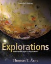Explorations: An Introduction To Astronomy With Starry Nights Pro Dvd (V.5.0) - Thomas T. Arny