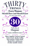 thirty things every woman should have and should know - Pamela Redmond Satran
