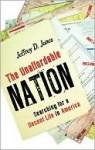 Unaffordable Nation, The - Jeffrey D. Jones