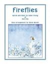 Fireflies: Arranged for Harp - Sylvia Woods
