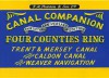 Four Counties Ring: Trent & Mersey Canal & Caldon Canal & Weaver Navigation - Michael Pearson