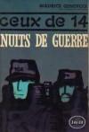Nuits de guerre - Maurice Genevoix