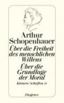 Die beiden Grundprobleme der Ethik: Über die Freiheit des menschlichen Willens - Arthur Schopenhauer, Arthur Hübscher