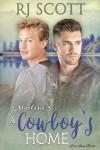 A Cowboy's Home (Montana) (Volume 3) - RJ Scott