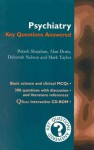 Psychiatry: Key Questions Answered: Includes CD-ROM - Mark Taylor, Alan Doris, Deborah Nelson