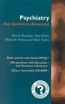 Psychiatry: Key Questions Answered: Includes CD-ROM - Mark Taylor, Alan Doris, Deborah Nelson