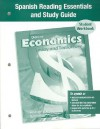 Economics Today and Tomorrow: Spanish Reading Essentials and Study Guide: Student Workbook - Glencoe/McGraw-Hill