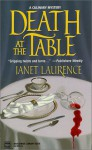 Death At The Table - Janet Laurence