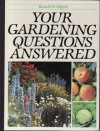 Your Gardening Questions Answered - Alan Gemmell, Philip Swindells