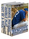 Benched: Volumes 1-3 Boxed Set - Misha Horne