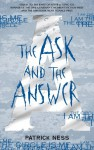 The Ask and the Answer (Audio) - Patrick Ness, Angela Dawe and Nick Podehl